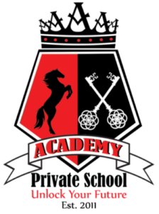 academy, private,school,logo