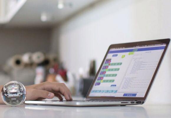 sphero,code,laptop
