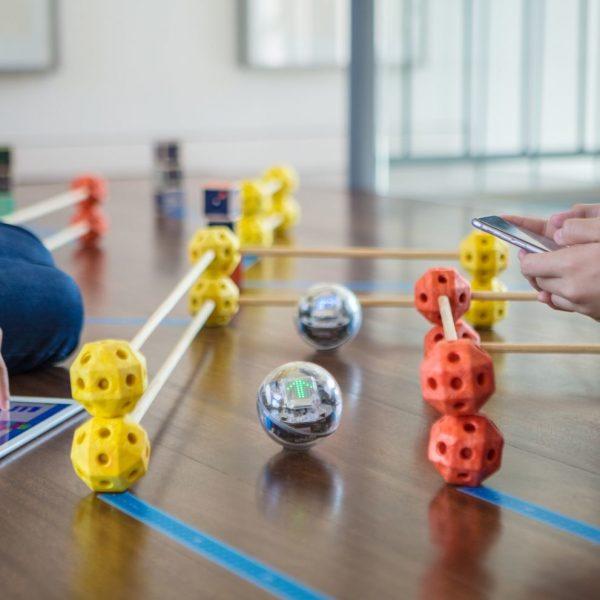 sphero, bolt, robotics, code, education ,learning